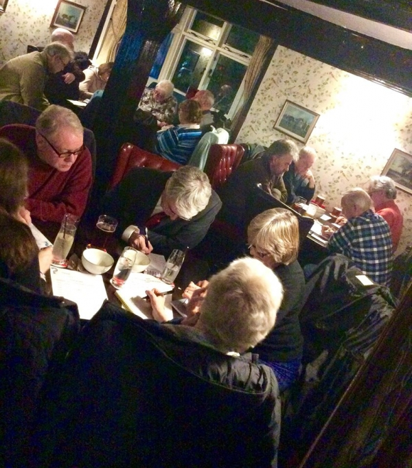 Quiz Night at The Well House Inn