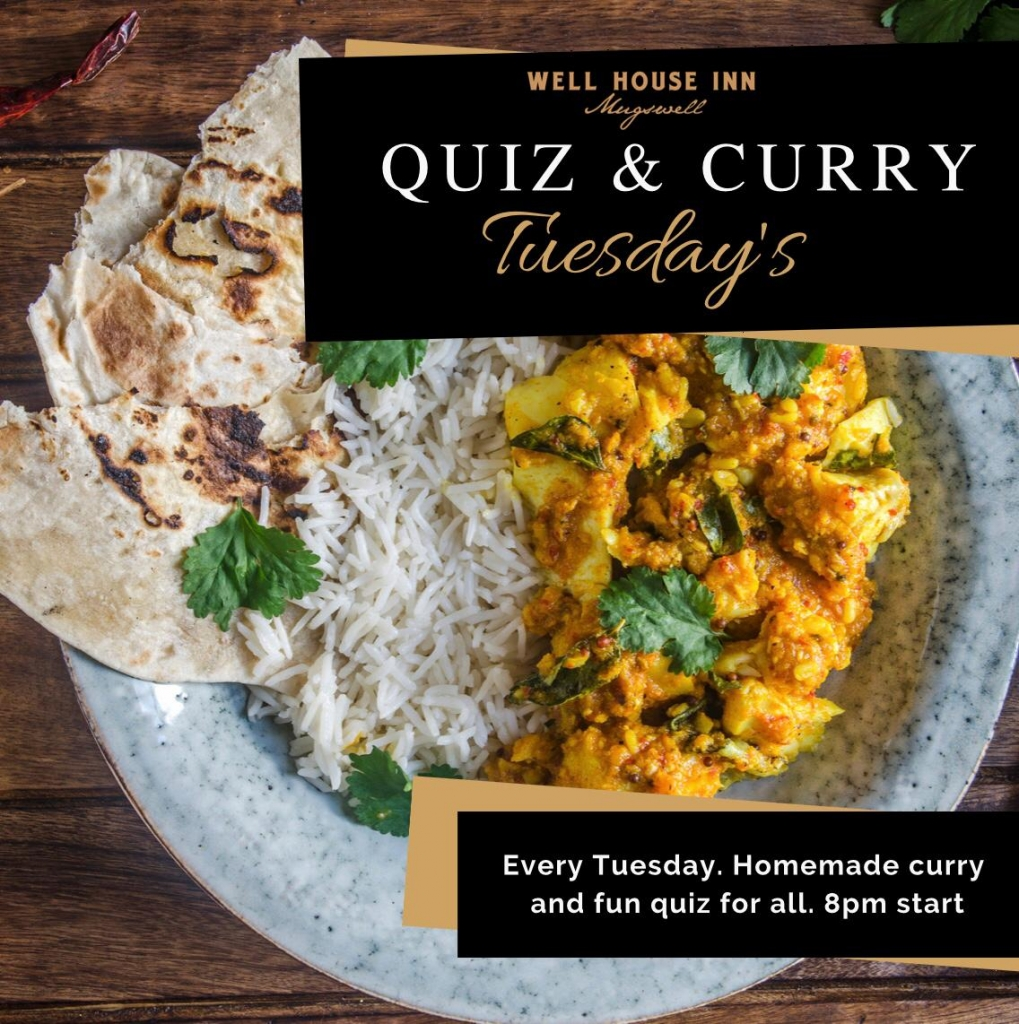 Quiz & Curry Tuesdays