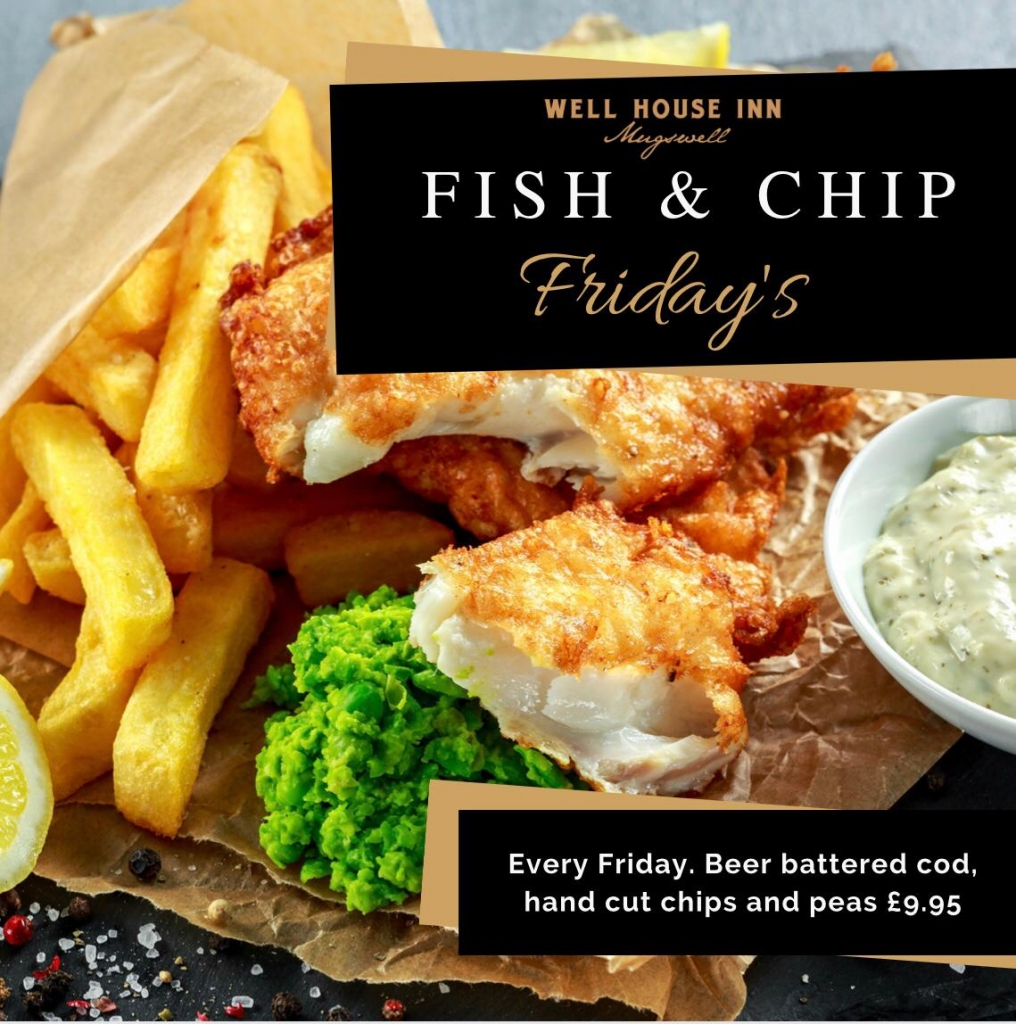 Fish & Chip Fridays